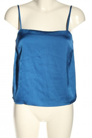 Edited Blouse topje blauw casual uitstraling