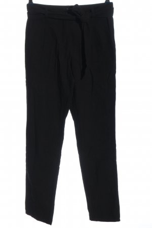 Edited Pantalon à pinces noir style d'affaires