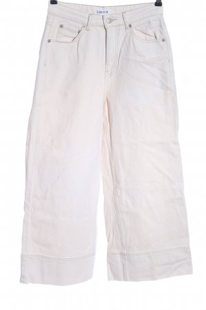 Edited Culottes white casual look