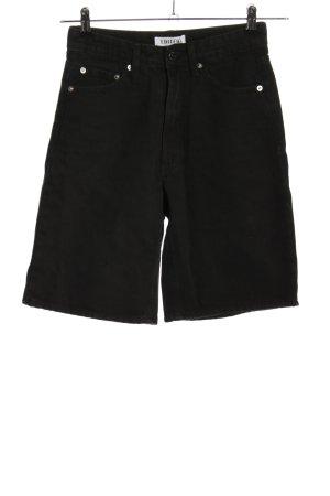 Edited High-Waist-Shorts black casual look