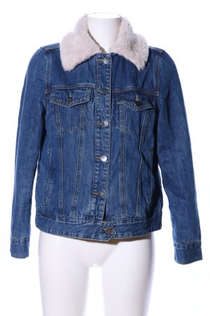 Edited Jeansjacke blau Casual-Look