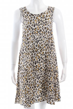 Edited Kleid Animalmuster Casual-Look
