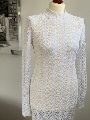 Edited Kleid Sommer Gr. 36 / M wie NEU Sommerkleid Strickkleid Häkelkleid
