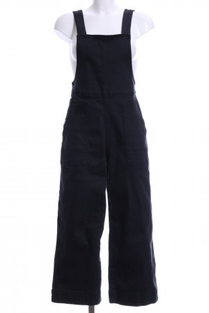 Edited Dungarees black casual look