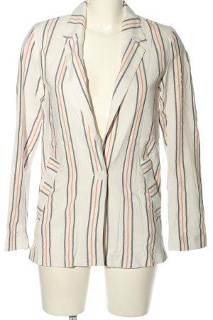 Edited Lange blazer gestreept patroon elegant