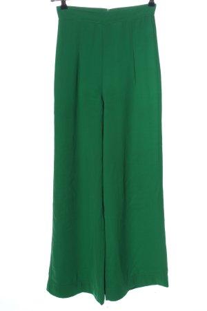 Edited Marlene Dietrich broek groen casual uitstraling
