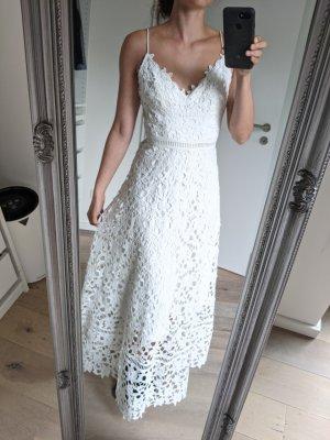 Edited Vestido de novia blanco