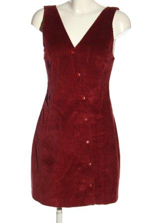Edited Mini Dress red casual look