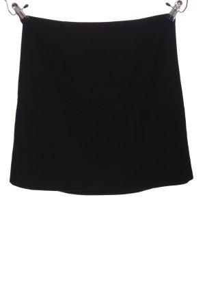 Edited Mini rok zwart casual uitstraling