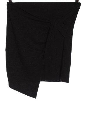 Edited Mini rok zwart elegant