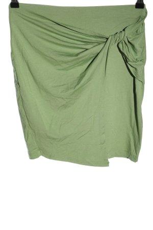 Edited Mini rok groen casual uitstraling