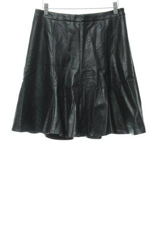 Edited Mini rok zwart feest stijl