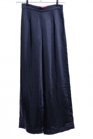 Edited Pantalone palazzo blu elegante