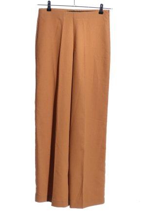 Edited Pantalon palazzo orange clair élégant