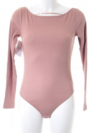 Edited Shirt Body rose-gold-coloured cotton
