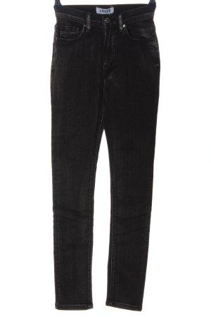 Edited Skinny Jeans schwarz Casual-Look