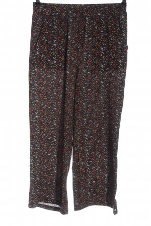 Edited Stoffhose Allover-Druck Casual-Look