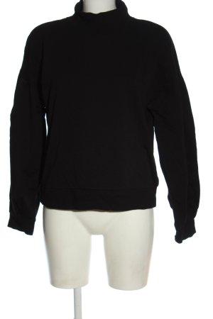 Edited Sweatshirt schwarz Casual-Look