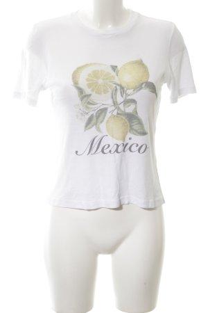 Edited T-Shirt mehrfarbig Casual-Look