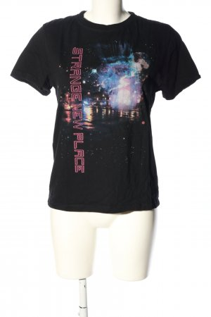 Edited T-Shirt Motivdruck Casual-Look