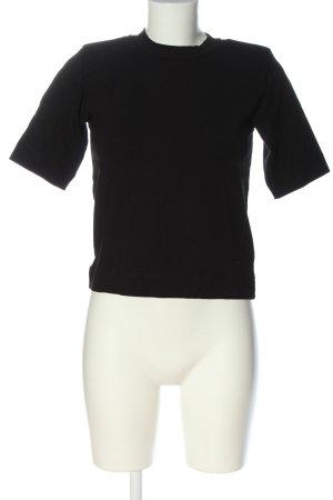 Edited T-shirt nero stile casual
