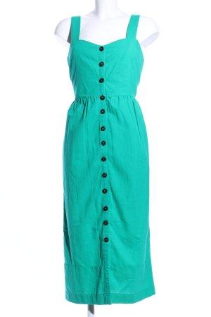 Edited Trägerkleid grün Elegant
