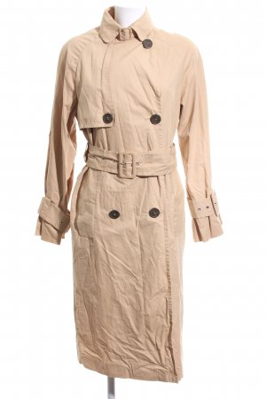 Edited Trenchcoat wollweiß Business-Look