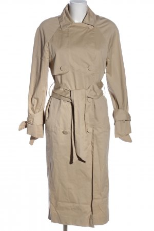 Edited Trenchcoat wollweiß Casual-Look