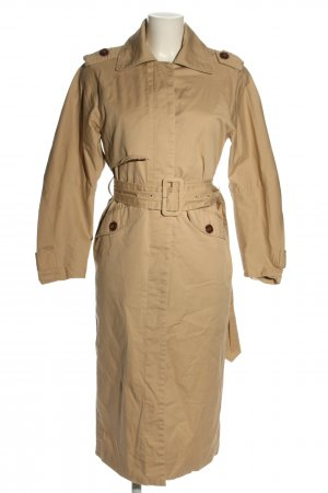 Edited Trenchcoat nude Casual-Look