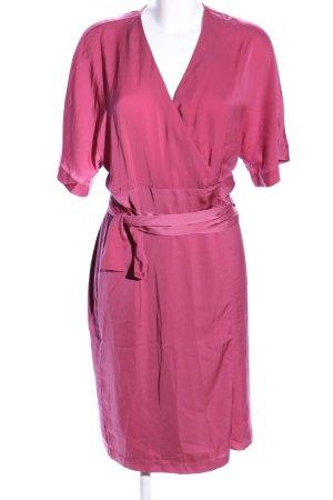 Edited Wickelkleid pink Business-Look
