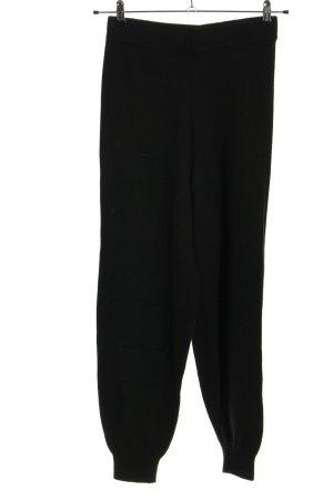Edited Pantalón de lana negro look casual
