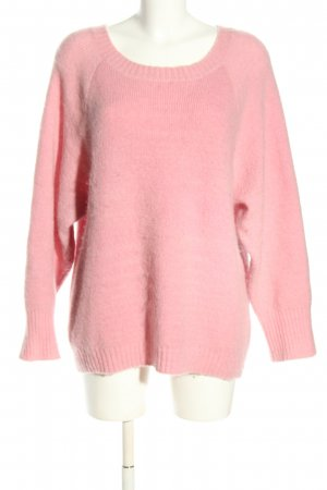 Edited Wollpullover pink Casual-Look