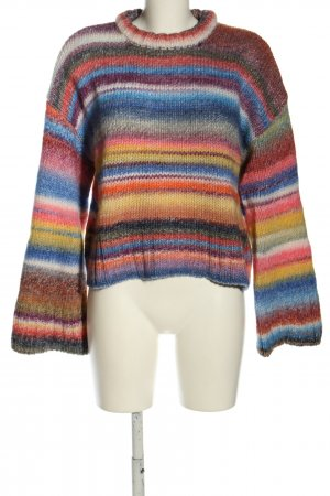 Edited Wollpullover meliert Casual-Look