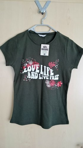 Editions  T-Shirt Print-Shirt Motivdruck Casual-Look