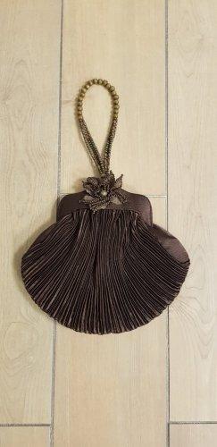 Bulaggi Canvas Bag dark brown