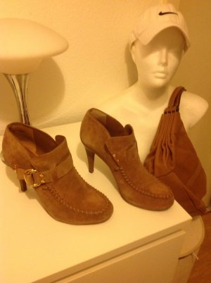 Edle Ankle Boots der Luxusmarke Tory Burch Gr 40