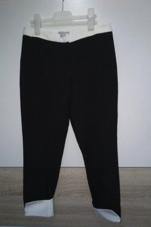 Edle Anzughose H&M, schwarz, 36
