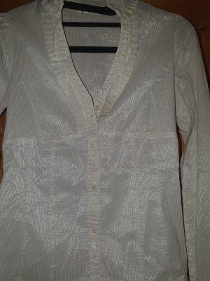Orsay Blusa brillante bianco