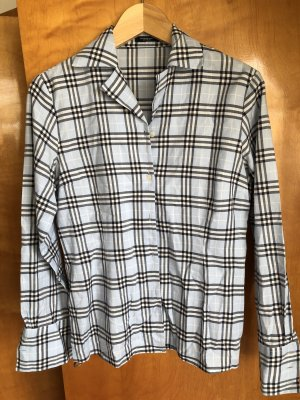 Burberry London Shirt Blouse multicolored