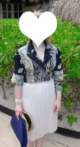 Edle Bluse mit Muscheln #Vintage