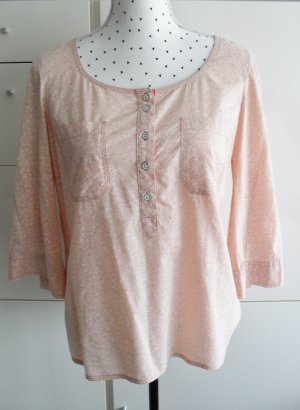 edle Bluse Tunika aus der Only edge Collection Gr. 38 hellrosa