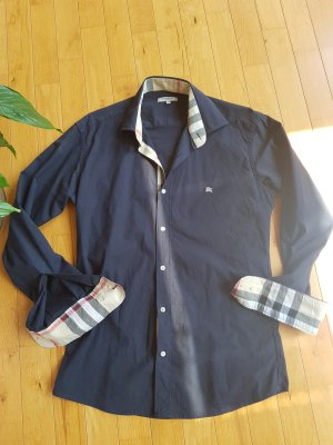 Burberry Blusa-camisa negro