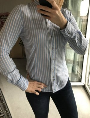 edle Business Bluse Zara 1x getragen
