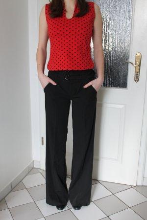 Amisu Pantalon Marlene noir
