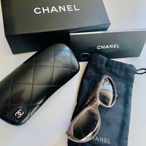 Chanel Occhiale panto multicolore