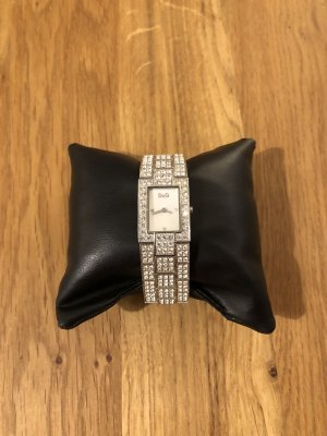 Edle D&G Damen-Uhr mit Steinchen