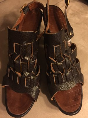 Chie Mihara Sandals dark brown