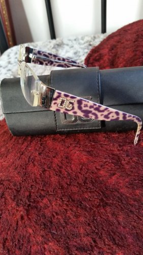 Dolce & Gabbana Glasses dark brown-beige