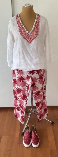 Diane von Furstenberg Chinos multicolored cotton