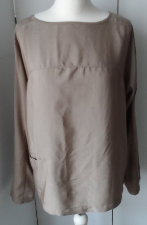 edle EDC by Esprit Tunika Gr. S beige nur wenig getragen